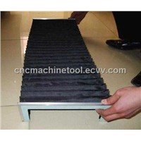flexible dust /protective covers for cnc machine