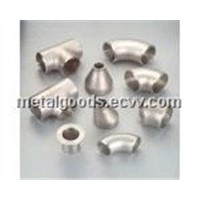 forged stainless butt weld steel pipe fittings