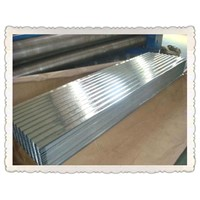 galvanzied corrugated steel sheet SGCH