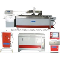 high pressure waterjet