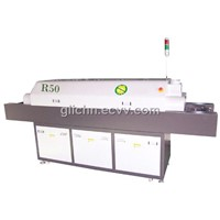 hot air lead free reflow oven R50