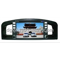 in dash car dvd player with GPS for LIFAN 620