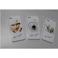 iphone4G Case with heat transfer printing