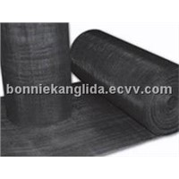 iron wire mesh, black wire mesh, low-carbon wire mesh