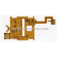Multilayer Board in Yellow