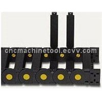nylon drag chain/ cable carriers/cable channels