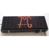 Outdoor Waterproof Red Message Wall Mounted LED Screens