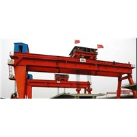 rail electric assembly gantry crane