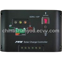 solar controller for street light system