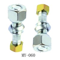 wheel bolt with washer nut for hyundai
