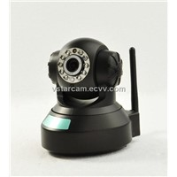 wired Indoor pan/tilt IP Camera,