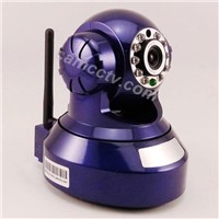 wireless pt  IP camera with H.264 format Horizontal 270 & Vertical 120(TB-264BL)