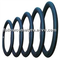 motorcycle butyl and natural rubber tube