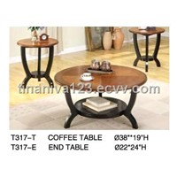 Coffee Table Ane / D End Table