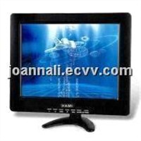 Interactive/Touchscreen Terminal with 12.1-inch TFT LCD Monitor and BNC Input
