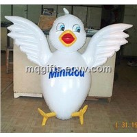 2011 hot inflatable chicken for advertising