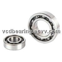 6204 2RS high precision deep groove ball bearings