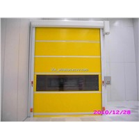 Electric rolling door