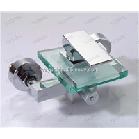 Glass Bathtub Mixer (6100-24B)