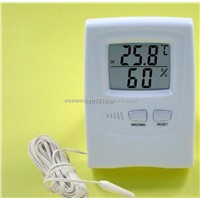 Indoor & Outdoor Digital Thermometer & Hygrometer