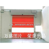 Industrial High Speed Rolling Door