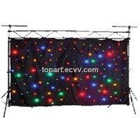 LED Star Cloth