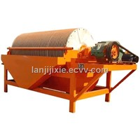LanJi drum-type efficient Magnetic separator