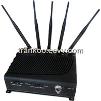 Mobile Phone Jammer - GSM/3G/Wifi/GPS Functions