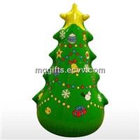 PVC Inflatable Promotion Christmas Tree