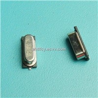 Quartz Crystal Resonators (HC49S/SMD)