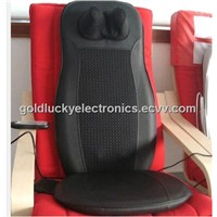 Shiatsu Massage Cushion with Vibrating Seat for Car and Home Use