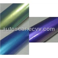 032183 chameleon texture pvc wrapping film