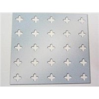 1000mm*2500mm Galvabond/Aluminum/Stainless Steel/Punching Sheet