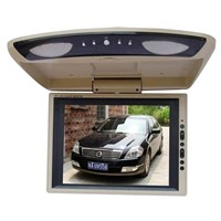 10.4 inches roof mount TFT LCD car monitor / flip down car monitor