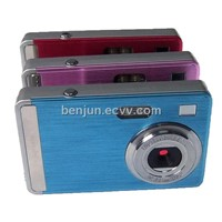 12.0 MP Digital Camera with 4x Digital Zoom TDC-530B