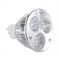 12-24V AC/DC, 90-264 VAC, 3w LED spotlight