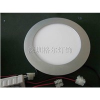 12.5W Round led panel light