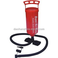 12'' Two -ways hand pump/inflator air pump