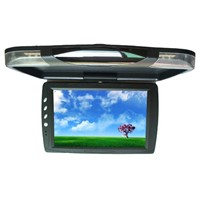 13.3 inches roof mount TFT LCD car monitor  /  flip down car monitor