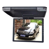 14.1 inches roof mount TFT LCD car monitor  / flip down car monitor