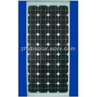 150W high efficiency monocrystalline solar panel  125*125