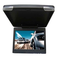 15.4 inches roof mount TFT LCD car monitor  / flip down car monitor