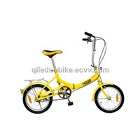 16 Inch Steel Folding Bicycle (TQR1601AII)