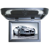 17 inches roof mount TFT LCD car monitor  / flip down car monitor