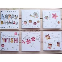 2011 New Arrival Christmas Gift Music Greeting Card for many Beasutiful design and logo