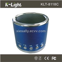 2012 The Most Popular Promotional Gift!   Cylindrical USB Mini Digital Audio Amplifier