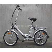 20'' foldind lithium electric bicycle(lithium electric bike,lithium electric bike)with CE approval