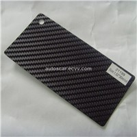 21199 black small texture 3d carbon fiber wrapping foil