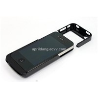 2200mAh Portable Power Case for iPhone4