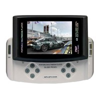 "2.8"" Screen Digital MP3 MP4 Game PLAYER with TV-Out"